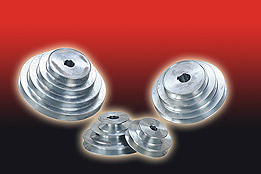 Step Cone Pulleys